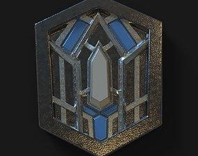 3D printable model THORIN OAKENSHIELD BELT