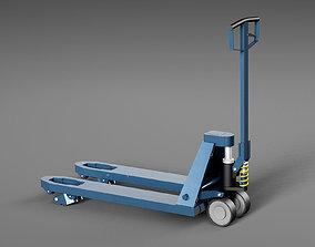 transpalet Hand pallet truck 3D model