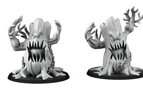 3D print model Treemans