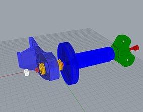 3D print model Spool Holder i3 mega s