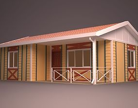 cottage HOME 3D model