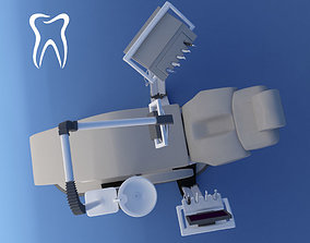 Dental Chair 3D printable model