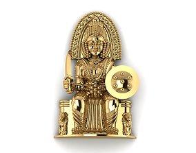 Hindu God 3D print model