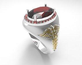 gezl ring 3D printable model