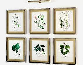 3D Botanica Photo Eichholtz