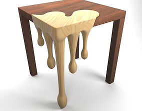 droplet 3D coffee table