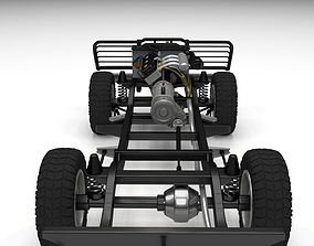 3D Full SUV Chassis