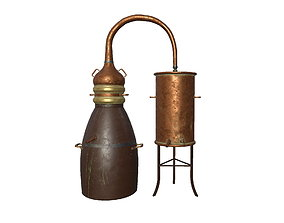 3D model Distiller Old