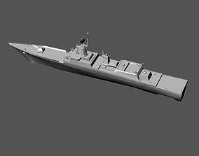 Ship 3DM STL 3