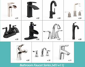 Bathroom faucet design v01-v11 3D