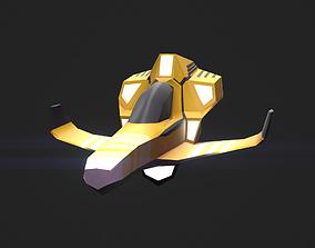 realtime 3DP Spaceships Collection - The XZ Banananana