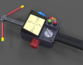 3D printable model Psychokinetic Energy Meter from