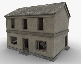 House 02 3D asset
