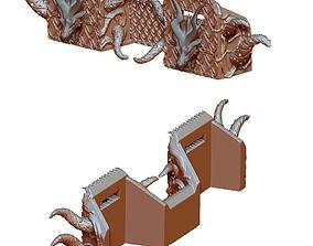 EVIL INFANTRY DEFENSE LINE 3D printable model