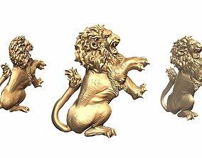 lion printable model