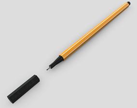 3D asset Pen 6