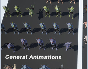 Goblin Slave Light Version 3D model