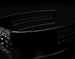 3D asset Fitness Tracker-Gadget - Honor Band 5