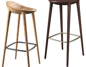 3D model Bar Stool by Inoda and sveje