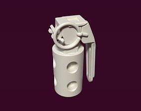 Light grenade Stun grenade 3D printable model
