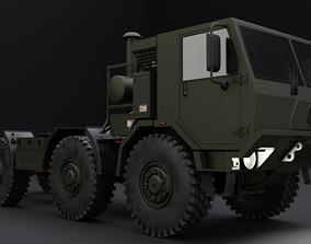 3D model Tatra 815-7 8x8 Army truck