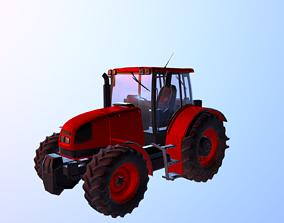 Tractor Loader 3D Model