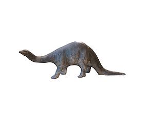 3D model Diplodocus Dinosaur toy