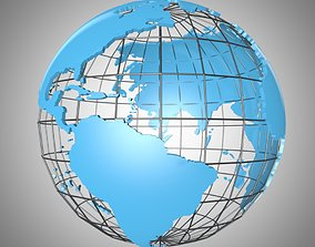 Wire 3D World world