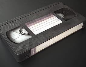 Video Cassete VHR game-ready