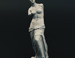 3D asset Venus de Milo Low Poly GD