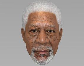 3D Morgan Freeman