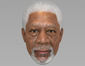 Morgan Freeman famous 3D