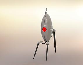 3D print model Turret