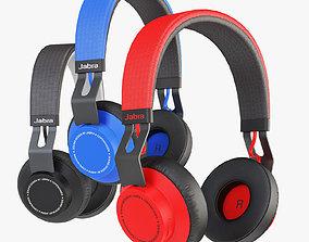 Jabra move wireless headphones 3D