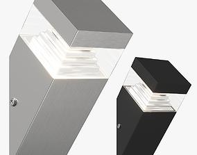3D model 37760x Raggio Lightstar LED street lamp