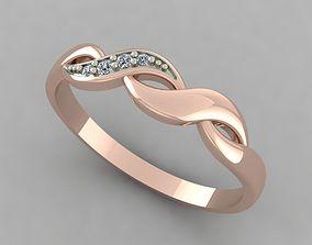 3D printable model romance Light ring