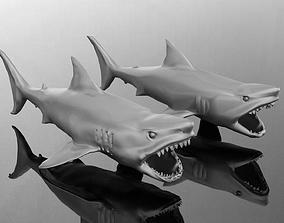 3D printable model Shark animal