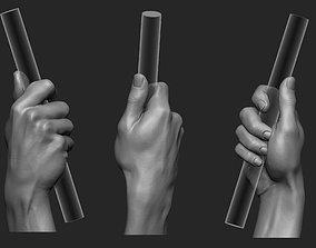 3D printable model Male Hand Pose 7