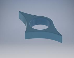 Book page holder 3D printable model