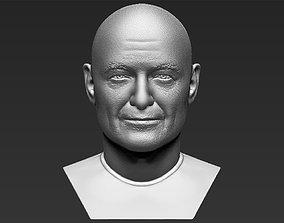John Locke from Lost bust 3D printing ready stl obj