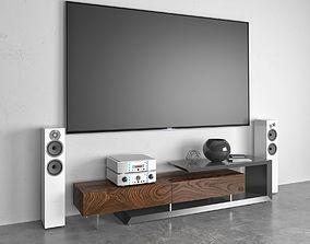 3D Tv cabinet - Cattelan Italia Link
