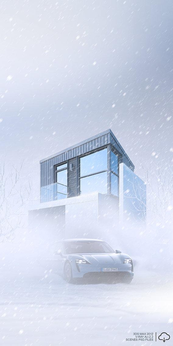 CGI : Architectural templates