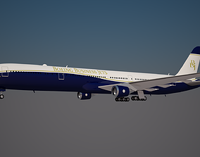 Boeing Business Jets 777 X 3D model