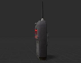 Radio Receiver 3D