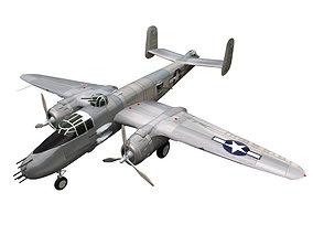 3D model B 25 j North American Mitchell medium