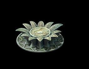 Model - Kapya Buddha Forest Little Lotus Block 07