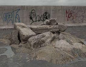 rubble 038 am165 3D model