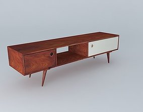 3D TV stand ANDERSEN houses the world