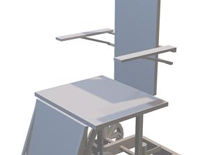 3D Standing Wheel Chair