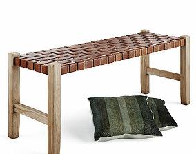Calixa Bench 3D